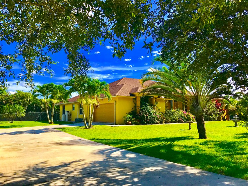 Home for sale in acreage / west palm beach West Palm Beach Florida