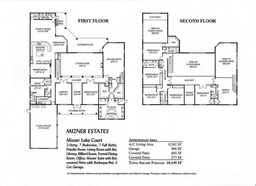 2484 Mizner Lake Court
