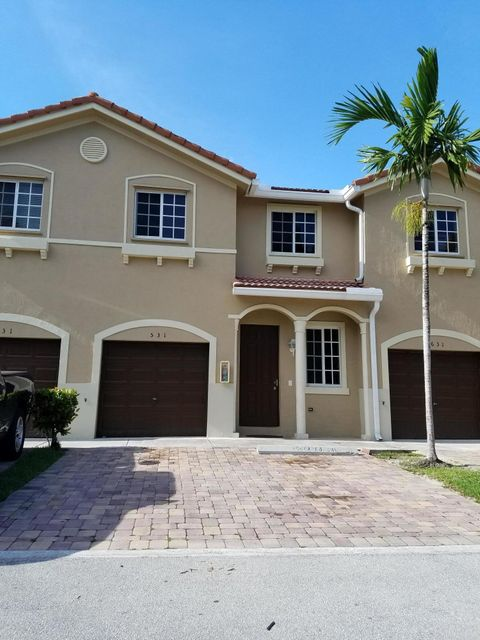 Townhouse for Sale at 21115 NW 14th Place 21115 NW 14th Place Miami Gardens, Florida 33169 United States