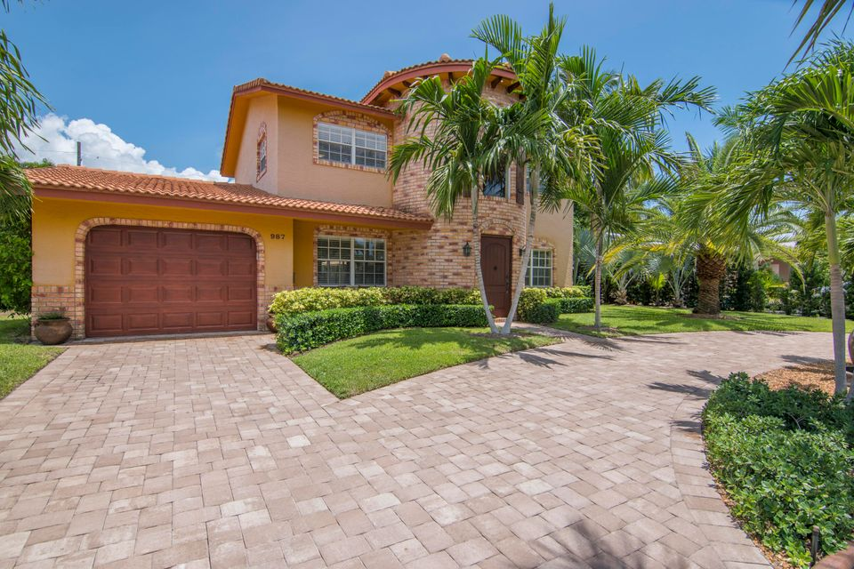 987 SW 13th Place, Boca Raton, FL 33486