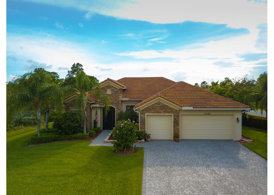 3040 NW Crystal Lake Drive, Jensen Beach, FL 34957