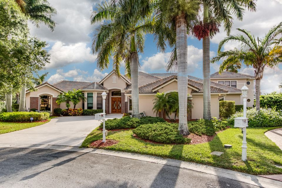 Single Family Home for Sale at 1168 SW Mirror Lake Cove 1168 SW Mirror Lake Cove Port St. Lucie, Florida 34986 United States