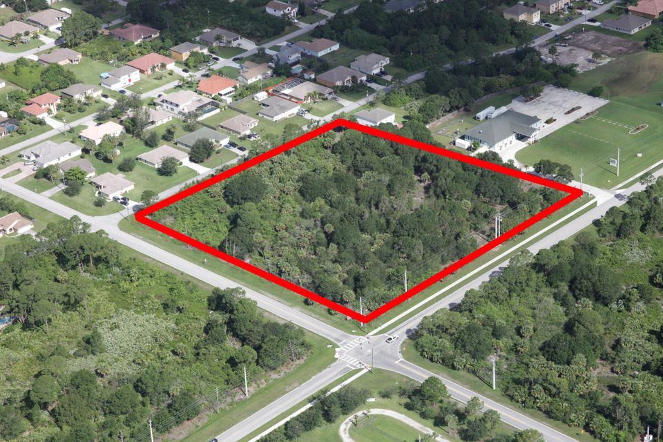 Commercial Land for Sale at NW Savona Boulevard NW Savona Boulevard Port St. Lucie, Florida 34953 United States