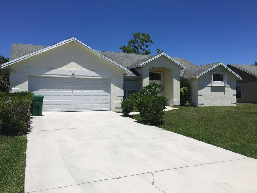 Single Family Home for Sale at 2065 SE Mary Terrace W Port St. Lucie, Florida 34952 United States