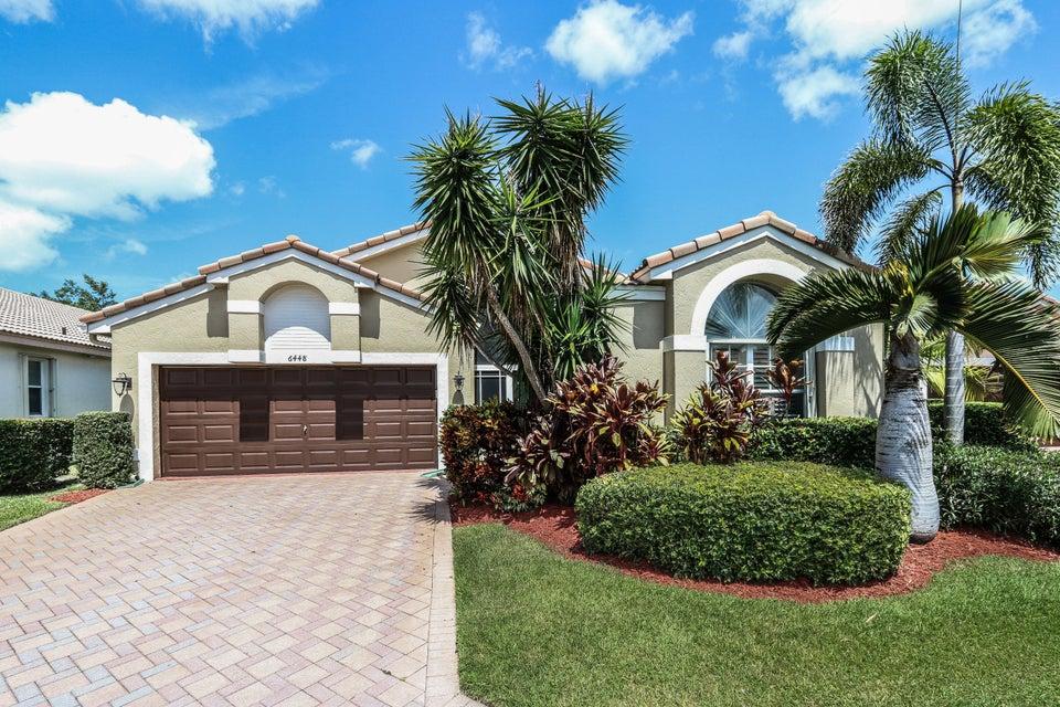 6448 Placid Lake Lane, Boynton Beach, FL 33437