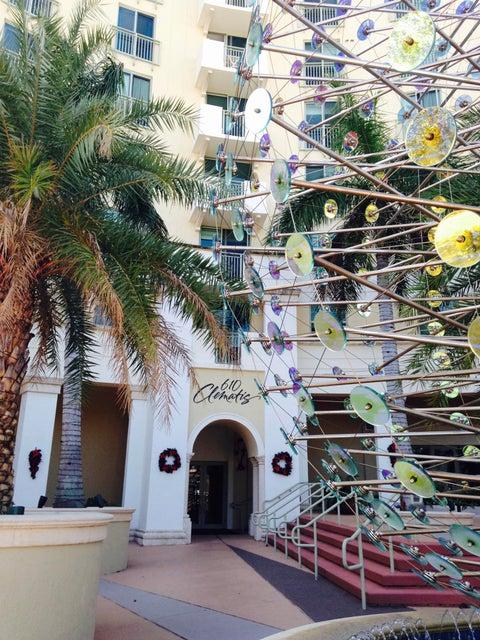 Konsum / Eigentumswohnung für Mieten beim 610 Clematis Street 610 Clematis Street West Palm Beach, Florida 33401 Vereinigte Staaten