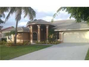 Rentals for Rent at 4868 Kensington Circle Coral Springs, Florida 33076 United States