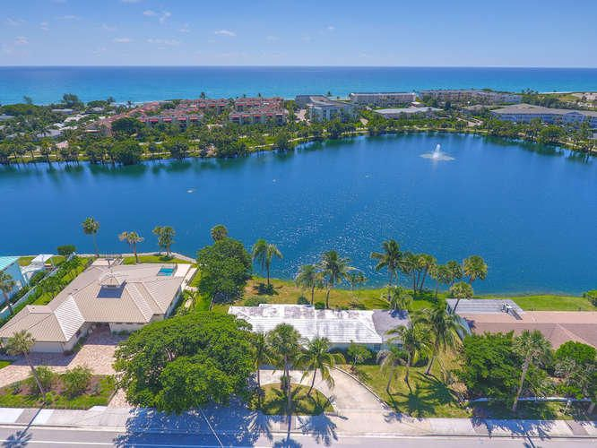 Single Family Home for Sale at 140 Ocean Drive 140 Ocean Drive Juno Beach, Florida 33408 United States