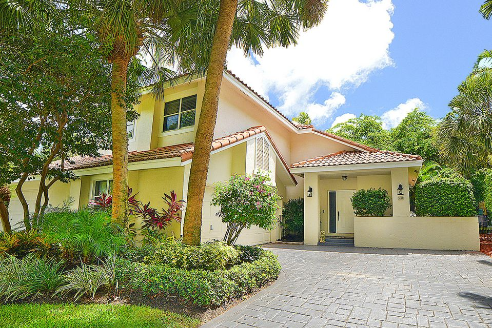 Townhouse for Sale at 5254 NW 22nd Avenue 5254 NW 22nd Avenue Boca Raton, Florida 33496 United States