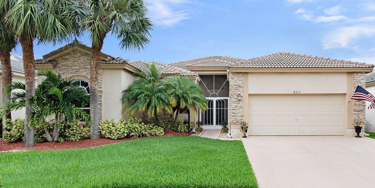 8511 Golden Cypress Court, Lake Worth, FL 33467