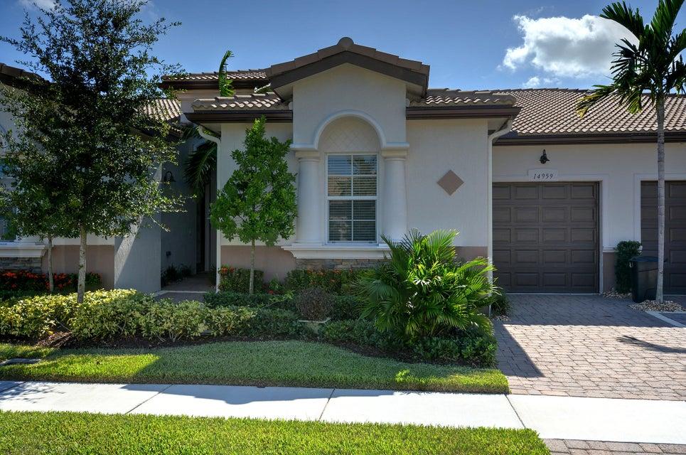 VILLAGGIO RESERVE home 14959 Barletta Way Delray Beach FL 33446