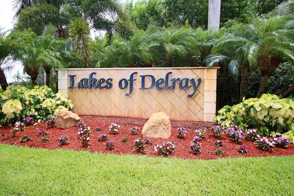 Witney A And B Condo 15492 Lakes-of-delray Boulevard