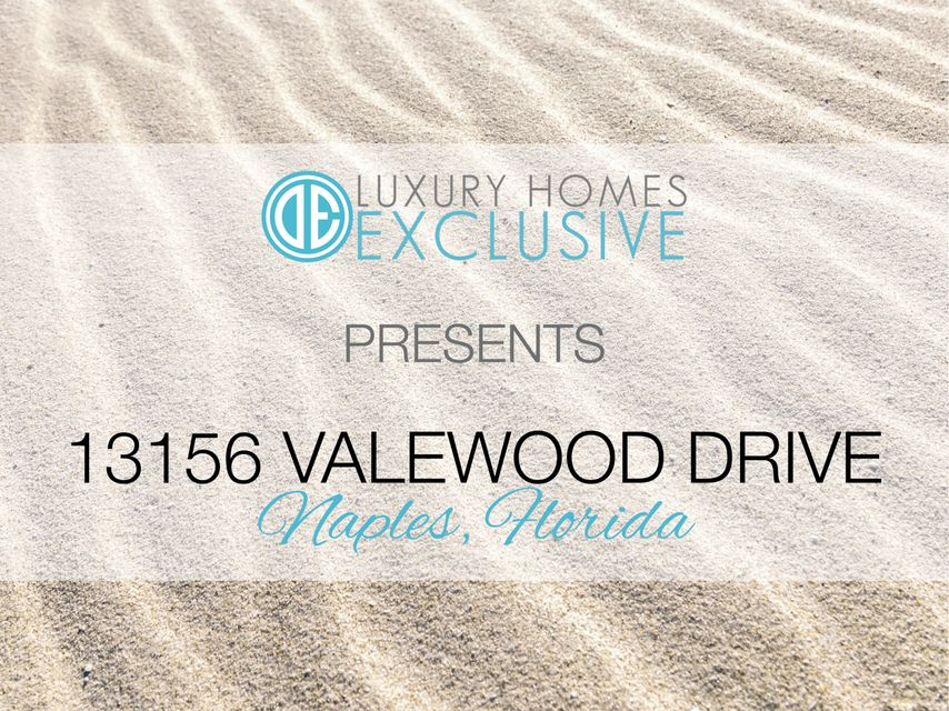 Additional photo for property listing at 13156 Valewood Drive  Naples, Florida 34119 United States