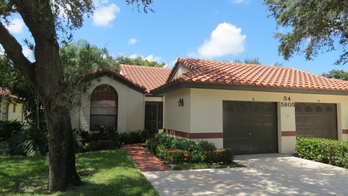 5805 Brook Bound Lane A, Boynton Beach, FL 33437