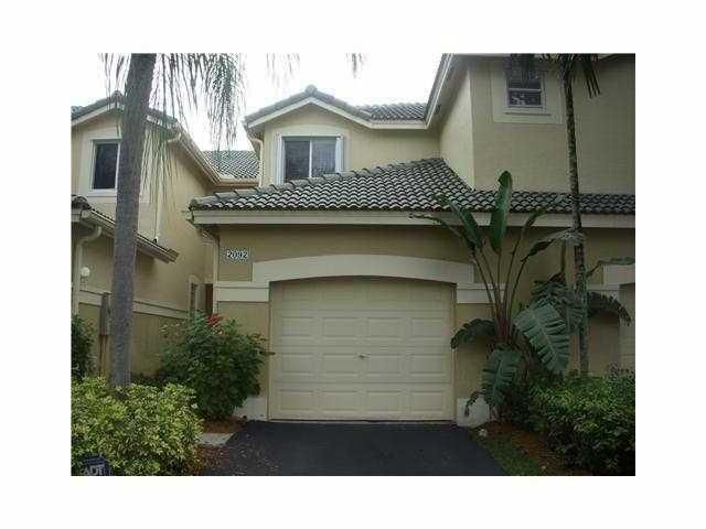 تاون هاوس للـ Rent في 2124 Hacienda Terrace 2124 Hacienda Terrace Weston, Florida 33327 United States