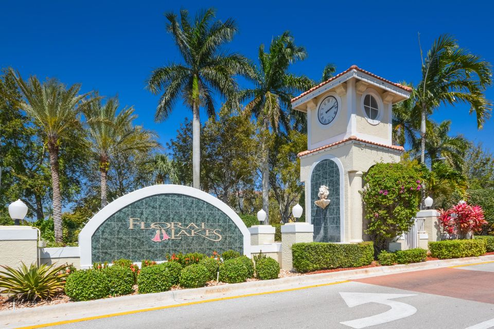 15224 Lake Wildflower Road, Delray Beach, FL 33484