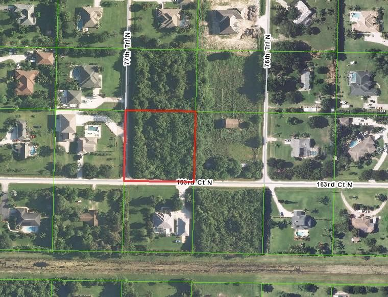 Additional photo for property listing at Lot P-245 77th Trail N Lot P-245 77th Trail N Palm Beach Gardens, Florida 33418 Vereinigte Staaten