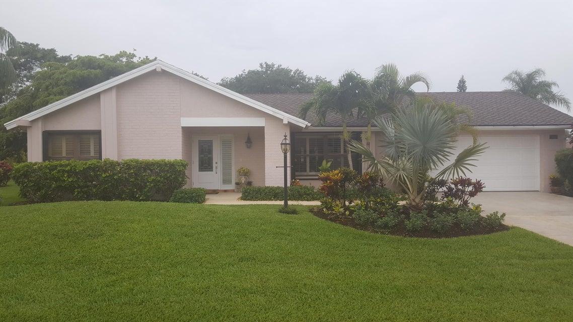 Einfamilienhaus für Verkauf beim 6135 Celadon Circle 6135 Celadon Circle West Palm Beach, Florida 33418 Vereinigte Staaten