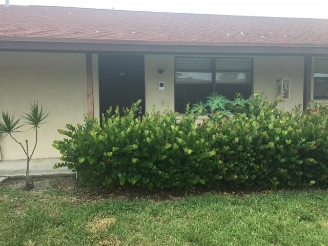 Co-op / Condo for Sale at 431 Glenwood Drive West Palm Beach, Florida 33415 United States