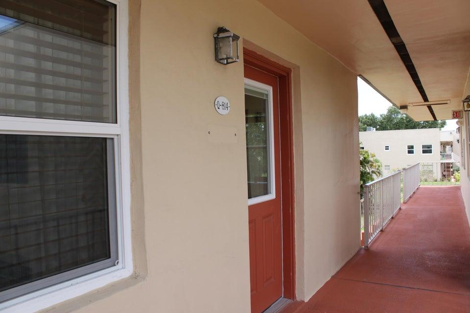 Co-op / Condo للـ Sale في 814 Normandy Q 814 Normandy Q Delray Beach, Florida 33484 United States