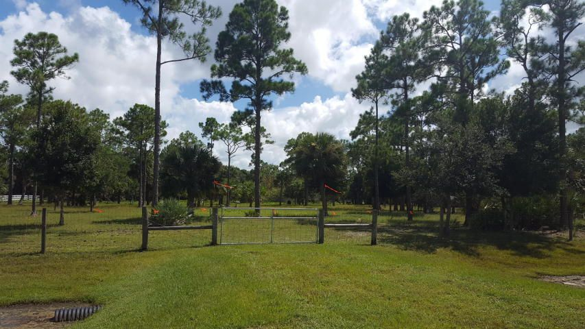 Single Family Home for Sale at Unassigned SW 52nd Terrace Unassigned SW 52nd Terrace Palm City, Florida 34990 United States