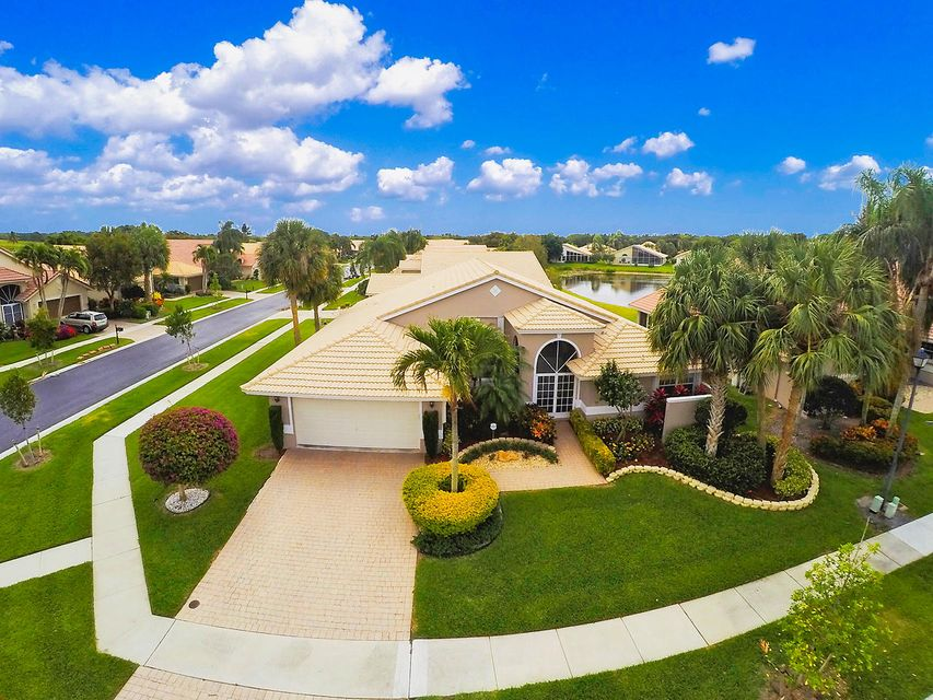 Additional photo for property listing at 7258 Amber Falls Lane  Boynton Beach, Florida 33437 Vereinigte Staaten