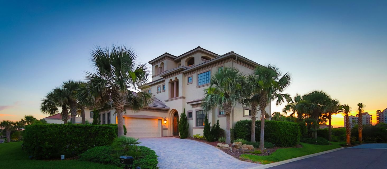Maison unifamiliale pour l Vente à 5 Hammock Beach Court 5 Hammock Beach Court Palm Coast, Florida 32137 États-Unis