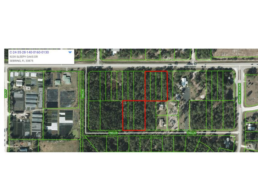 Commercial Land for Sale at 2923 Sr 66 Sebring, Florida 33875 United States
