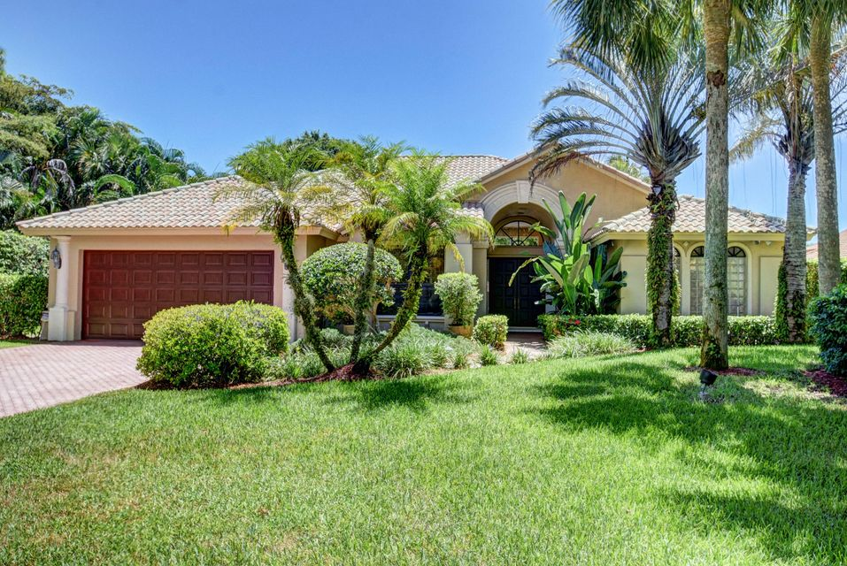 Casa Unifamiliar por un Venta en 2175 Rabbit Hollowe Circle 2175 Rabbit Hollowe Circle Delray Beach, Florida 33445 Estados Unidos