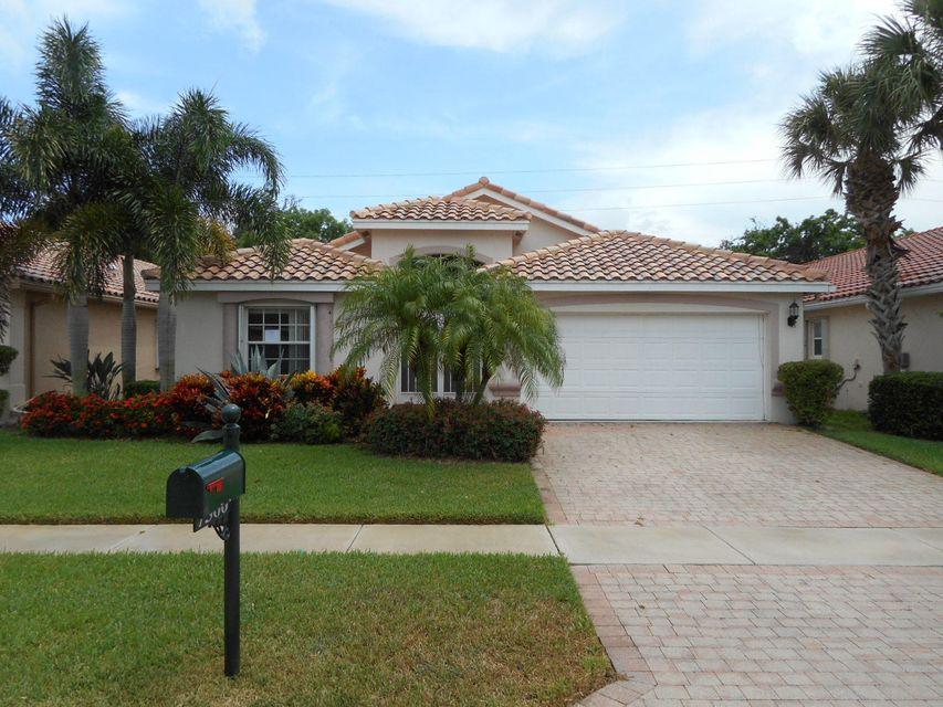 Ponte Vecchio home 7300 Trentino Way Boynton Beach FL 33472