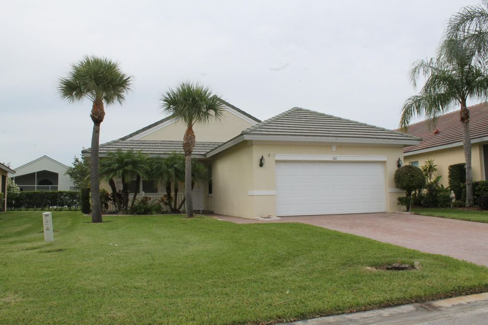 160 NW Willow Grove Avenue, Saint Lucie West, FL 34986