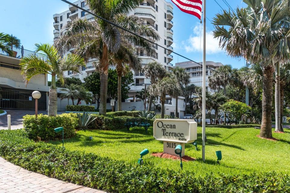 3115 S Ocean Boulevard 1001, Highland Beach, FL 33487