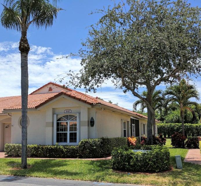 1845 Wood Fern Drive, Boynton Beach, FL 33436