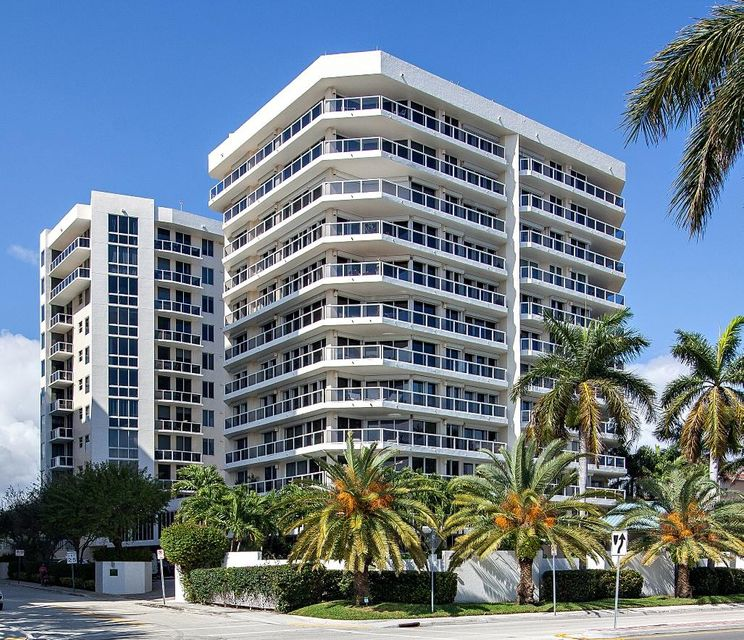 Co-op / Condominio por un Venta en 1617 N Flagler Drive 1617 N Flagler Drive West Palm Beach, Florida 33407 Estados Unidos