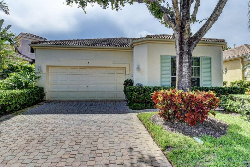 Single Family Home for Sale at 112 Sunset Bay Drive 112 Sunset Bay Drive Palm Beach Gardens, Florida 33418 United States