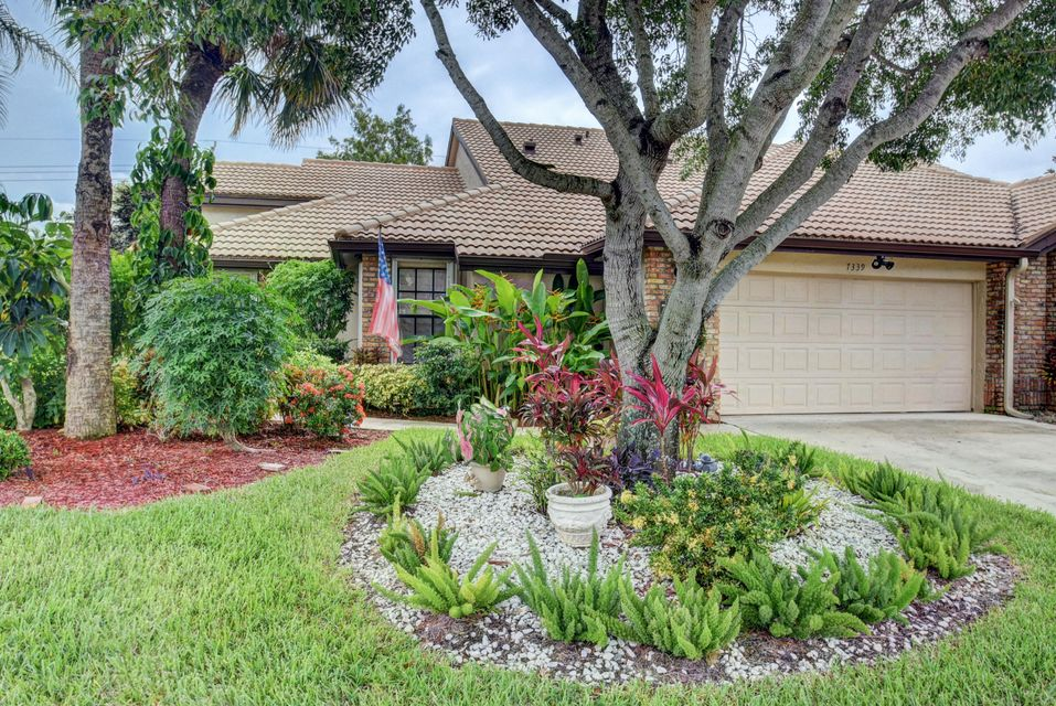 Additional photo for property listing at 7339 Le Chalet Boulevard 7339 Le Chalet Boulevard Boynton Beach, Florida 33472 Vereinigte Staaten
