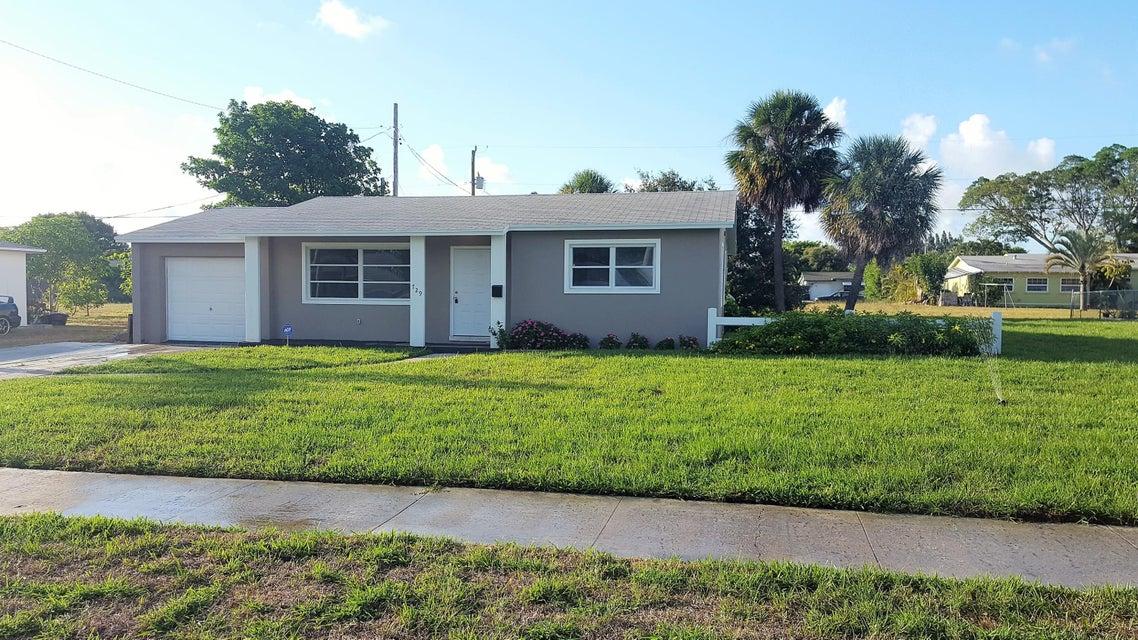 729 Greenbriar Drive, Lake Park, FL 33403