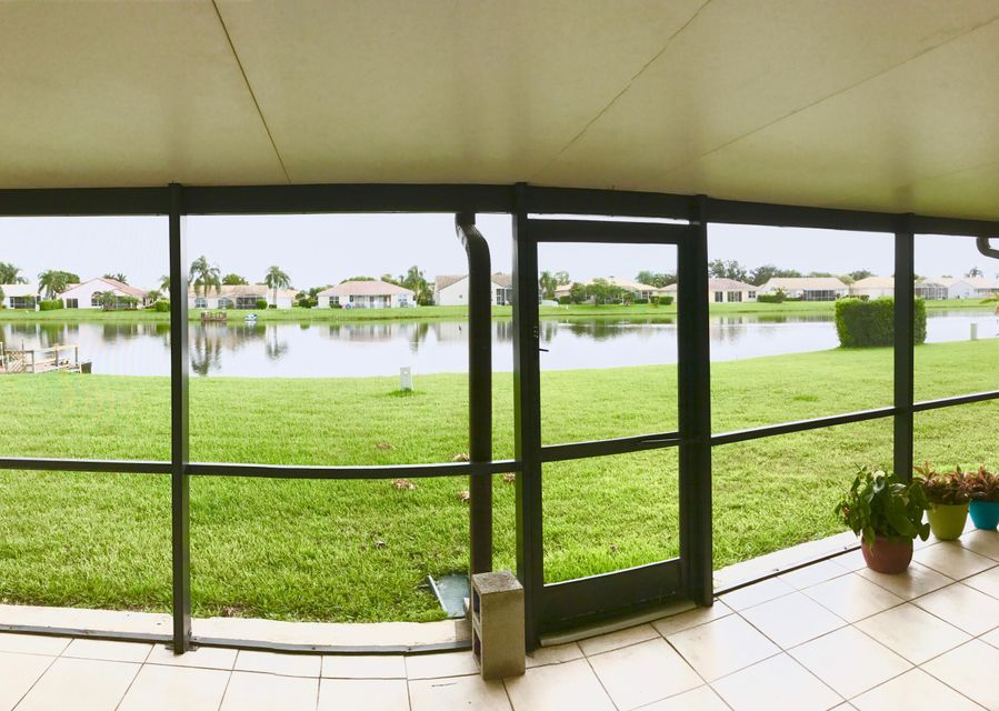 Additional photo for property listing at 8511 Lake Point Court  Lake Worth, Florida 33467 United States