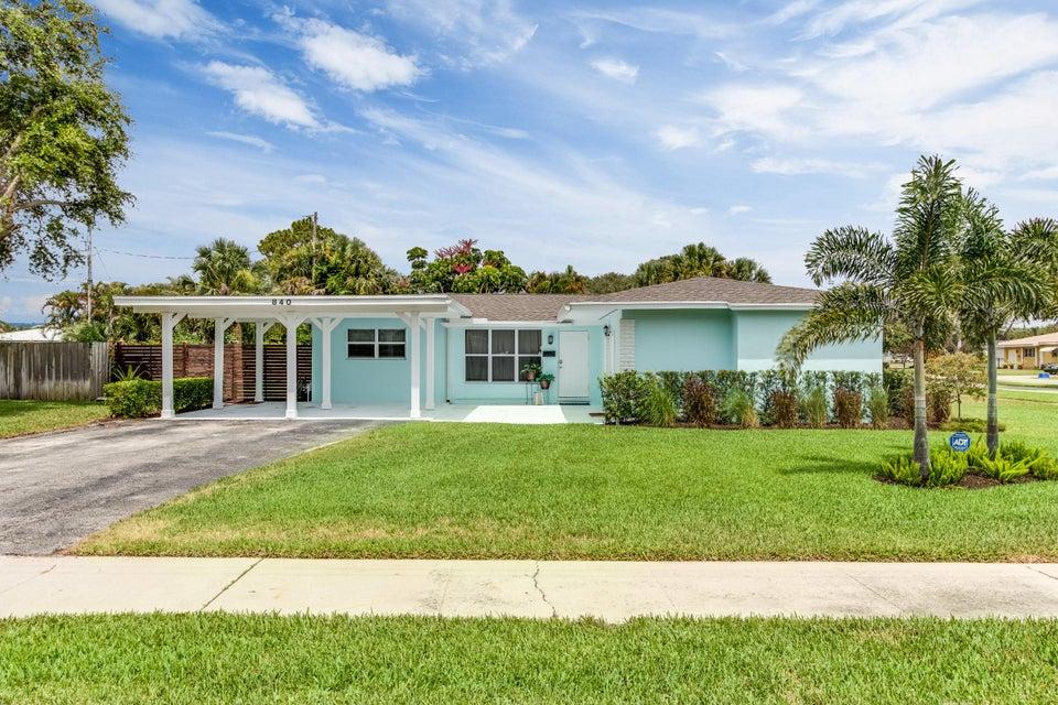 840 Seminole Boulevard, Lake Park, FL 33403