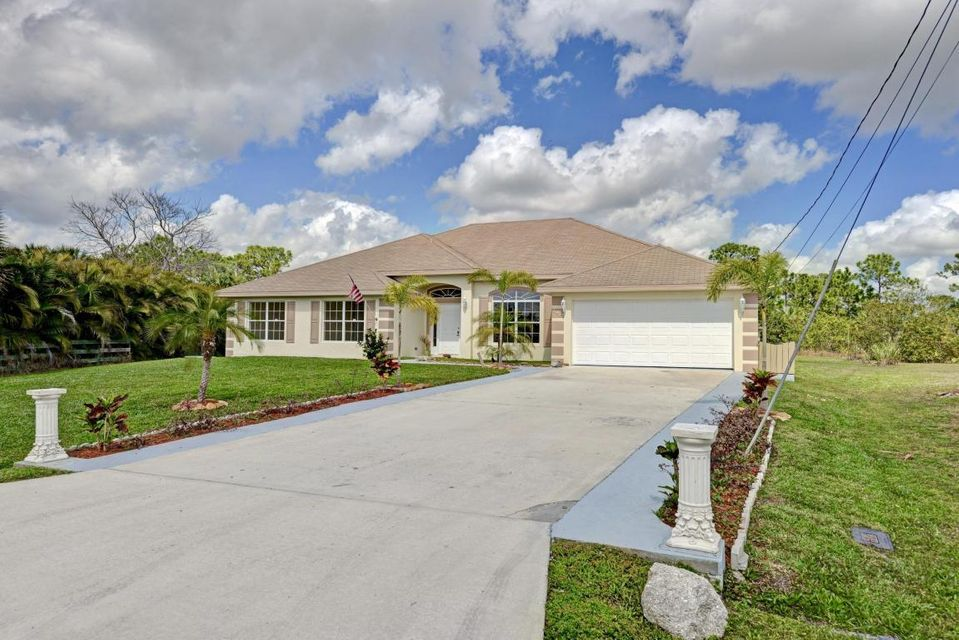 Single Family Home for Sale at 2417 SW Gay Circle Port St. Lucie, Florida 34953 United States