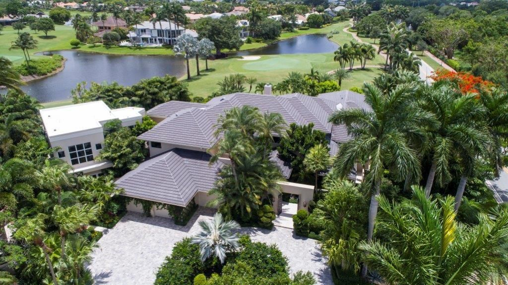 Single Family Home for Sale at 21023 Rosedown Court 21023 Rosedown Court Boca Raton, Florida 33433 United States