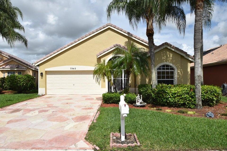 واحد منزل الأسرة للـ Sale في 7942 Stirling Bridge Boulevard S Delray Beach, Florida 33446 United States