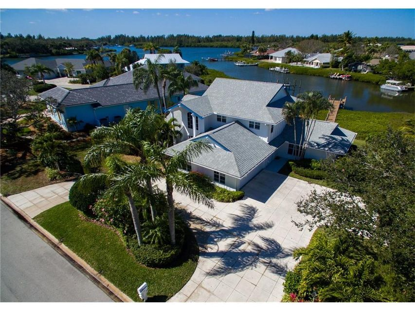 Single Family Home for Sale at 91 Cache Cay Drive 91 Cache Cay Drive Vero Beach, Florida 32963 United States