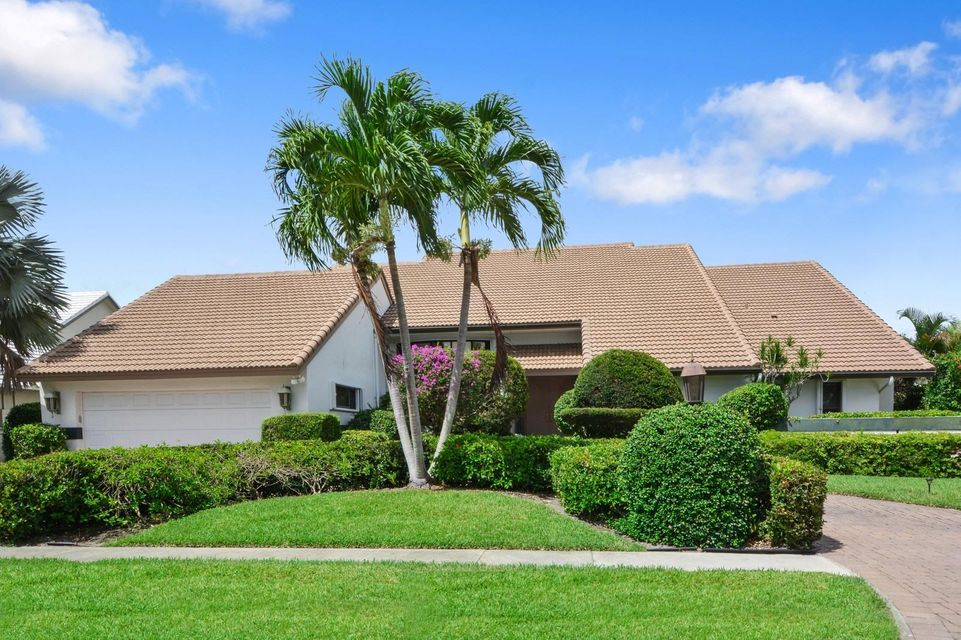 Single Family Home for Sale at 17191 Shaddock Lane 17191 Shaddock Lane Boca Raton, Florida 33487 United States