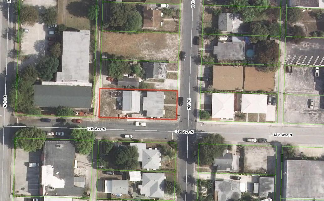 Duplex للـ Sale في 1201 H Street 1201 H Street Lake Worth, Florida 33460 United States