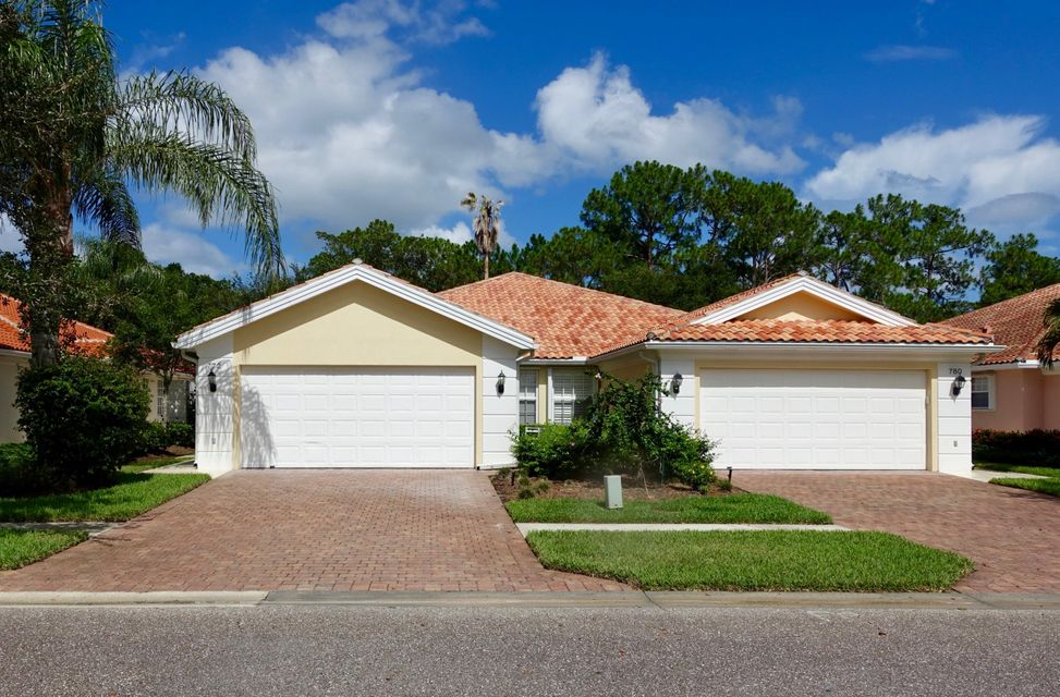 Villa for Sale at 772 SW Tamarrow Place Stuart, Florida 34997 United States