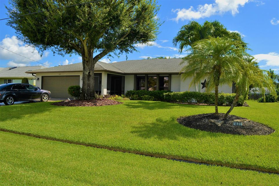 House for Sale at 1431 SE Pitcher Road 1431 SE Pitcher Road Port St. Lucie, Florida 34952 United States