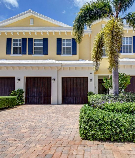 Townhouse for Sale at 221 Mariner Court 221 Mariner Court North Palm Beach, Florida 33408 United States