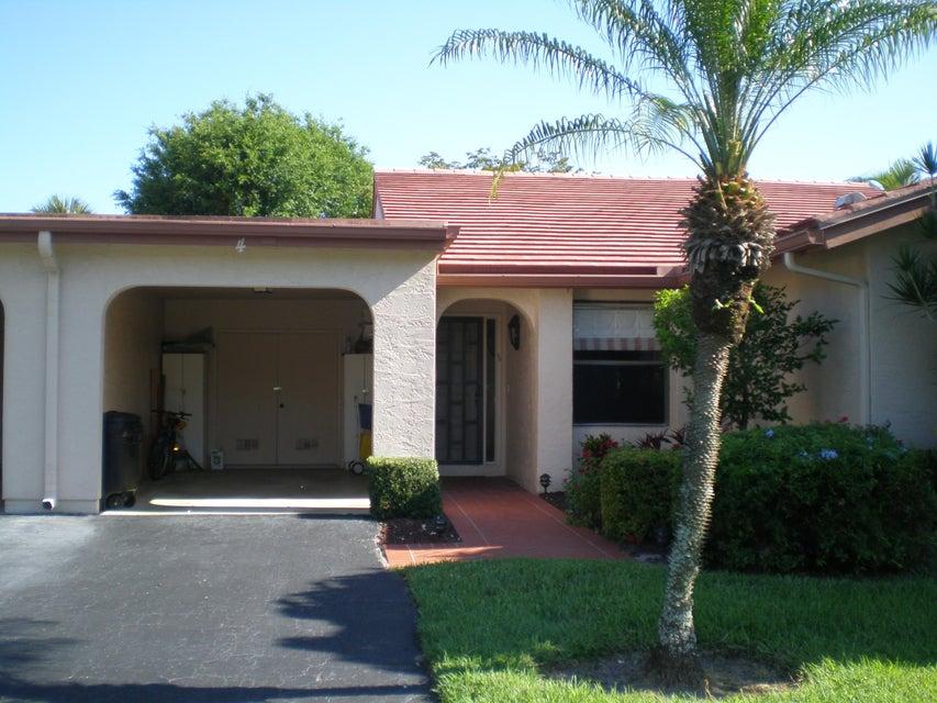5992 Forest Grove Drive W 4, Boynton Beach, FL 33437