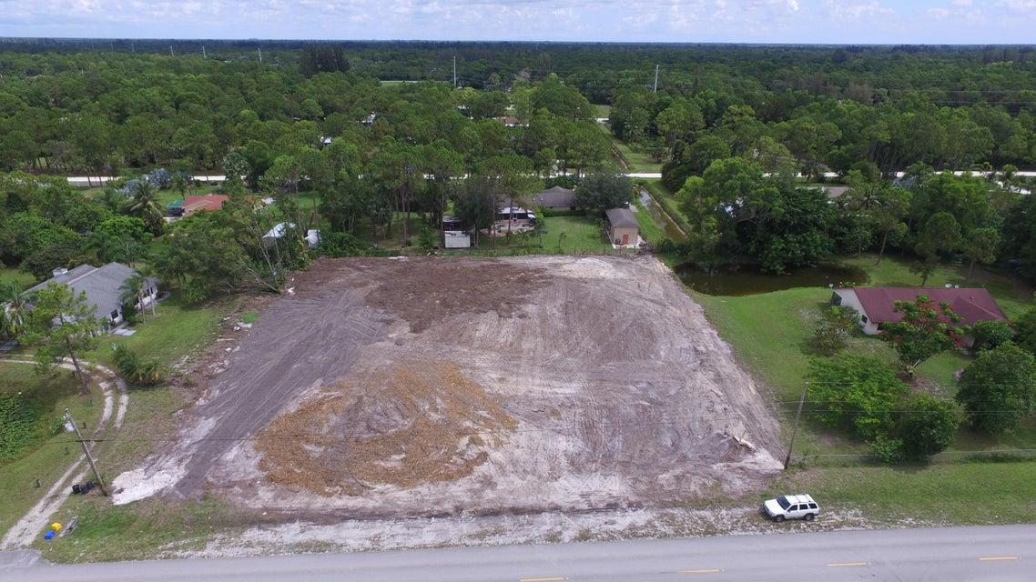 Home for sale in 3-43-41, E 210 FT OF W 1300 FTOF S 250 FT OF SE 1/4 IN OR2629P437 Royal Palm Beach Florida